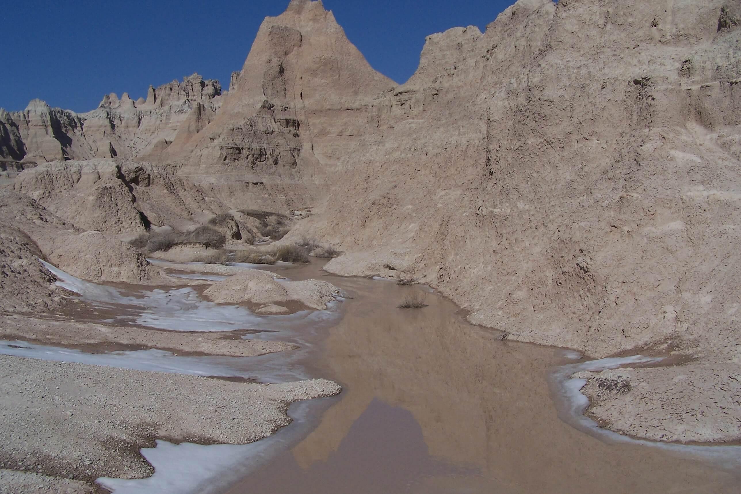 South Dakota Lakes  Western South DakotaWestern South Dakota